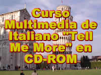 Curso Multimedia de Italiano 2CDs